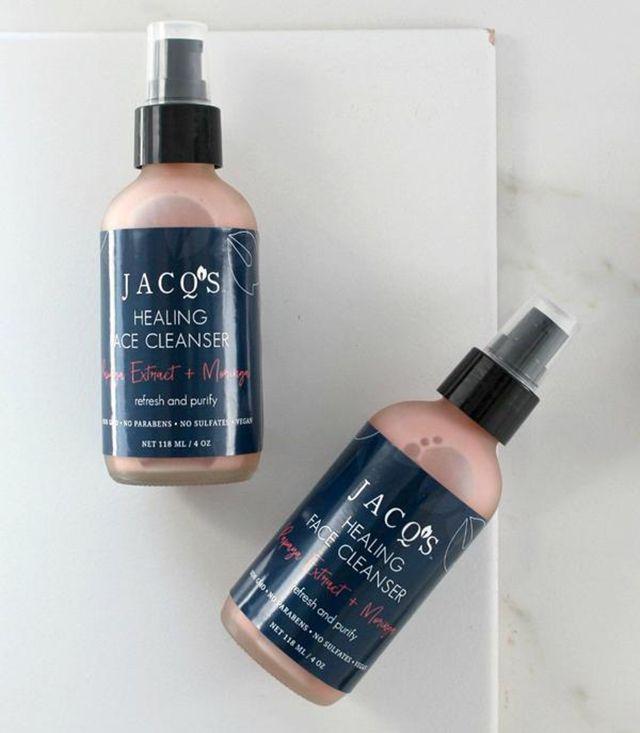 JACQ's healing face cleanser