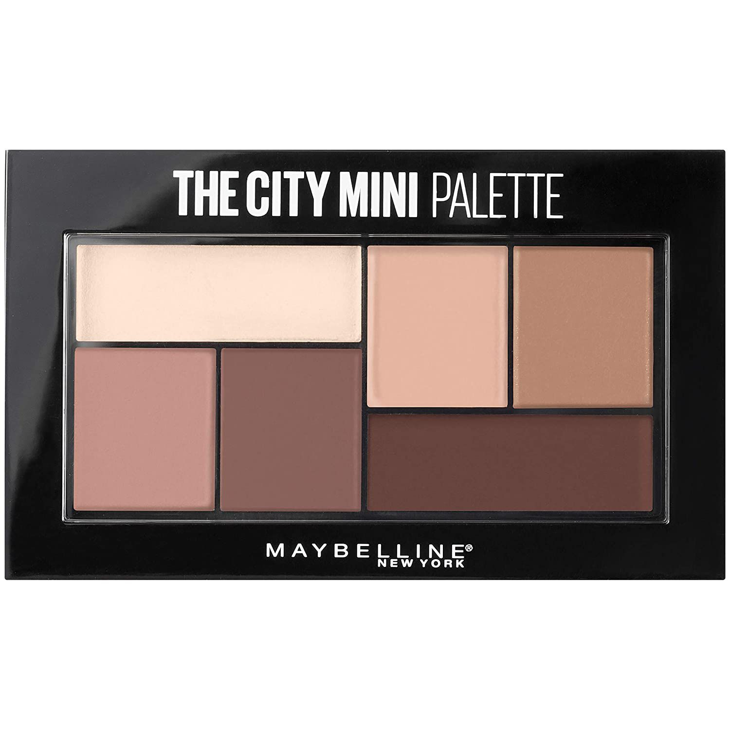Maybelline New York The City Mini Palette Matte About Town