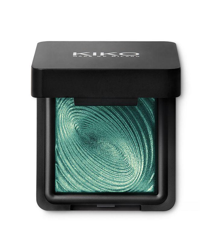 Kiko Milano Water Eyeshadow in Smerald Green