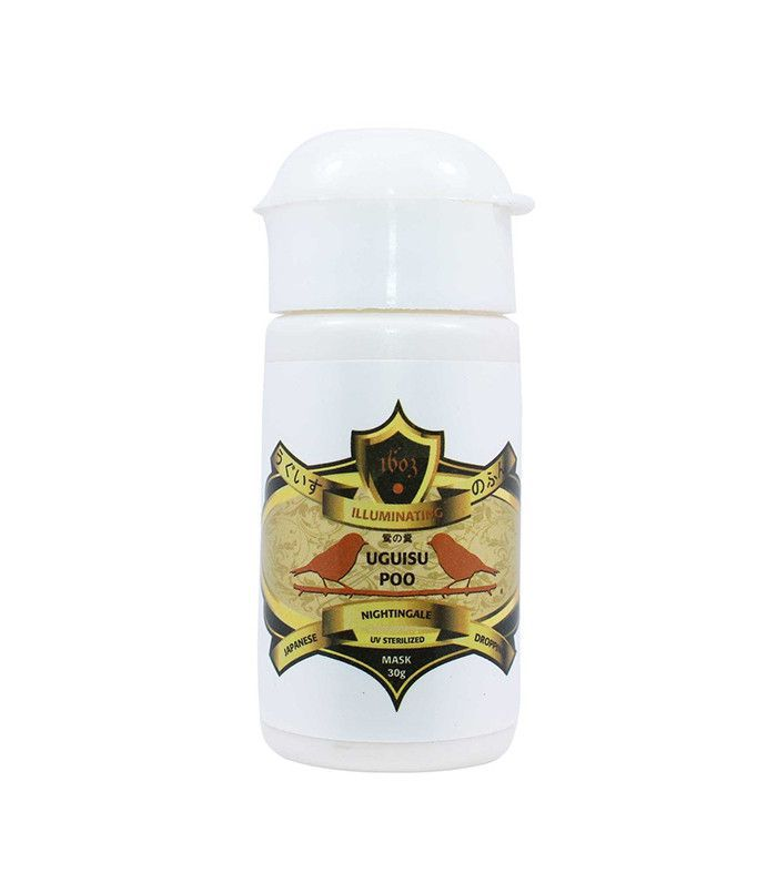 Uguisu Poo Japanese Nightingale Droppings - Japanese Skincare Routine