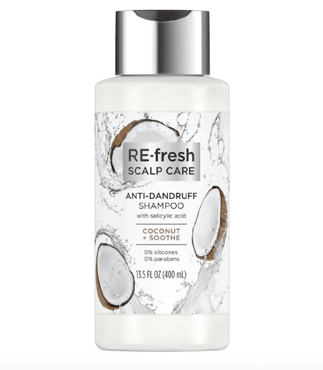 RE-Fresh Scalp Care Anti-Dandruff Shampoo Coconut + Soothe