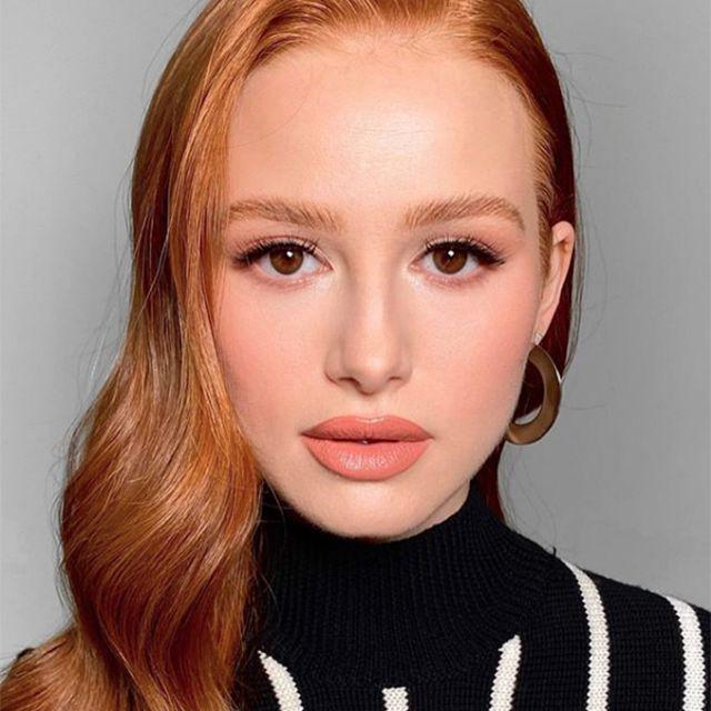 Madelaine Petsch Natural Makeup