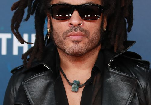 Lenny Kravitz at the 8th Annual Breakthrough Prize Ceremony - Arrivals