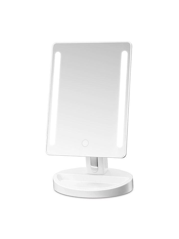 Gotofine LED Lighted Vanity Mirror / Natural Bright Light Makeup Mirror