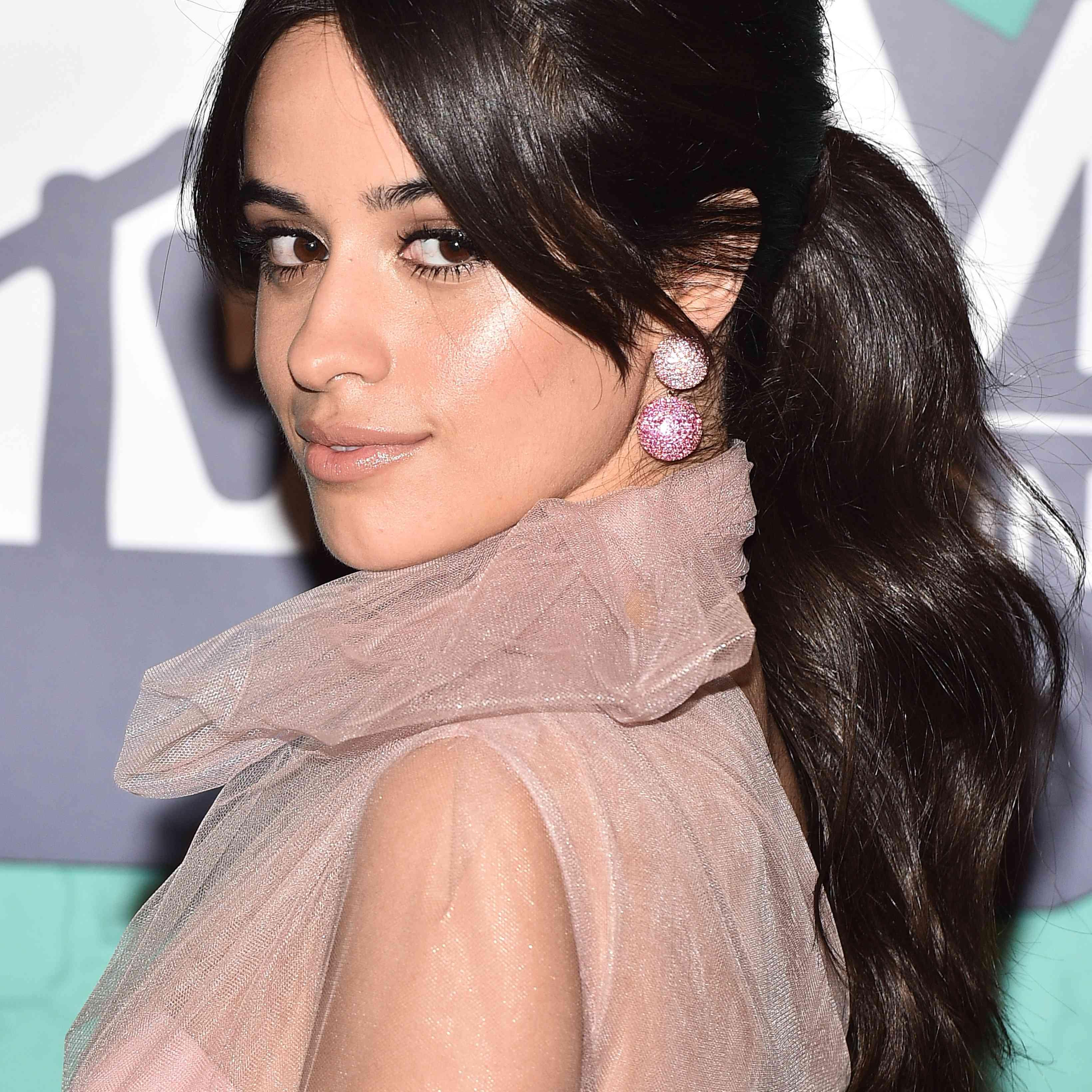 Camila Cabello Natural Makeup Look
