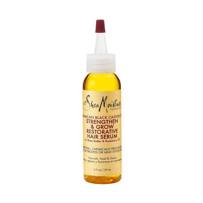 SheaMoisture Jamaican Black Castor Oil Strengthen & Grow Oil Serum