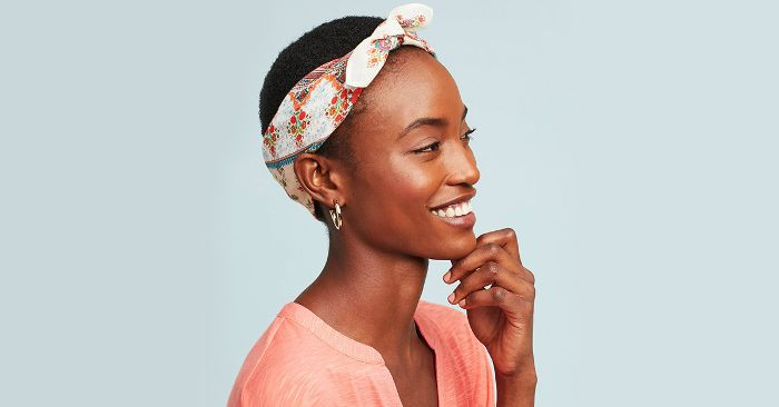 12 Pretty Silk Scarves For Hair