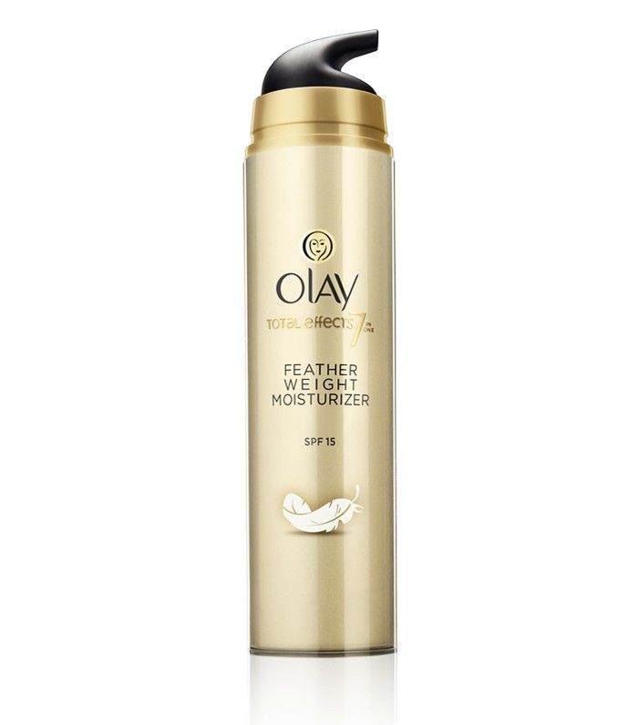 Best anti-wrinkle creams: Olay Total Effects 7in1 Anti-Ageing Featherweight Moisturiser SPF15