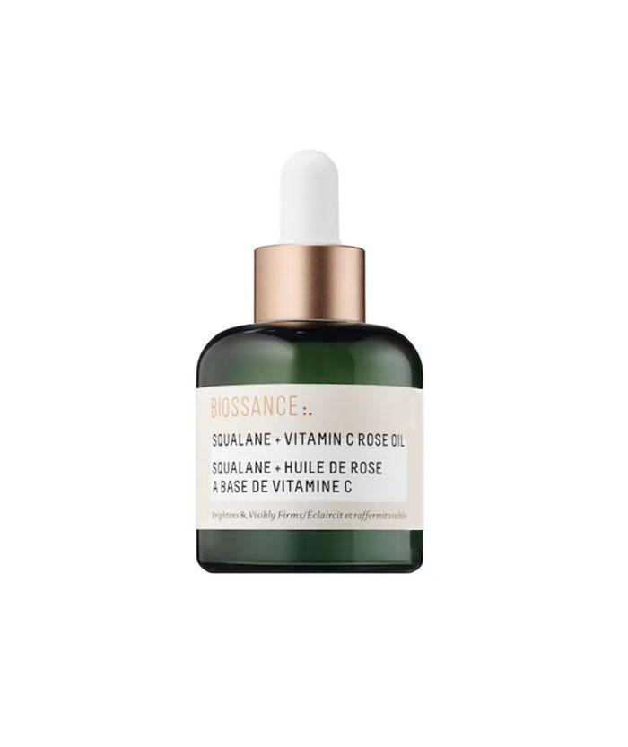 Squalane + Vitamin C Rose Oil 1 oz/ 30 mL