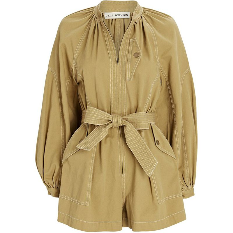 Panelled Playsuit
