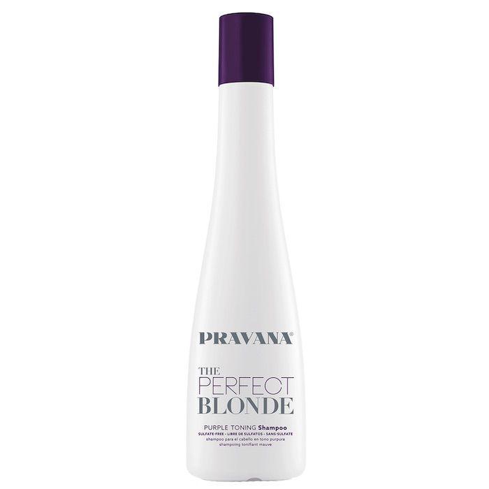 Pravana The Perfect Blonde Purple Toning Shampoo