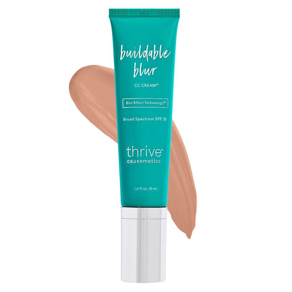 Thrive Causemetics Buildable Blur CC Cream Broad Spectrum SPF 35