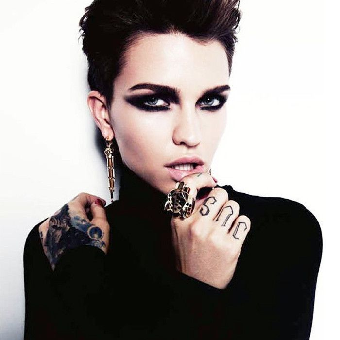 Androgynous - Ruby Rose Interview