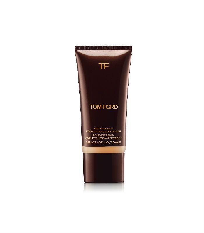 Waterproof make-up: Tom Ford Waterproof Foundation/Concealer