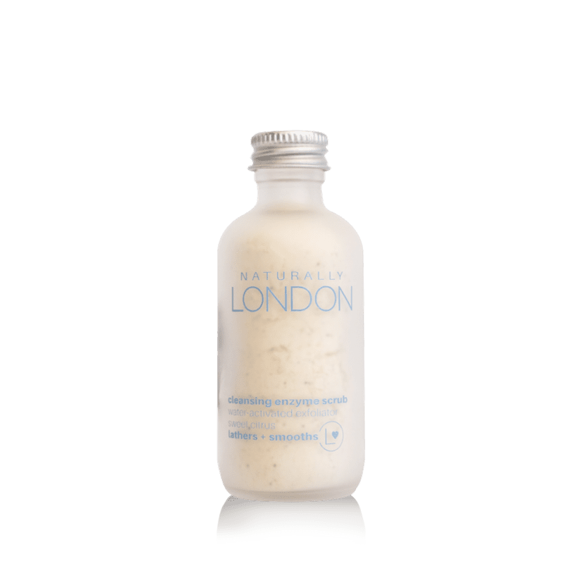 Naturally London Cleansing Enzyme Scrub