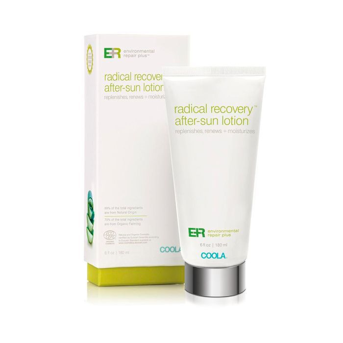 how to treat sunburn: Coola ER+ Radical Recovery After Sun Lotion