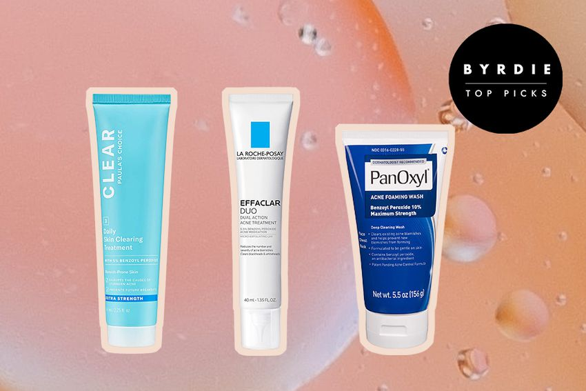 Best Benzoyl Peroxide Products