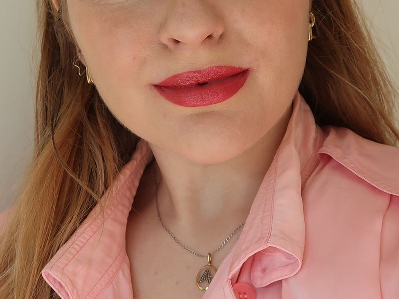 NARS Lipstick in Lisa