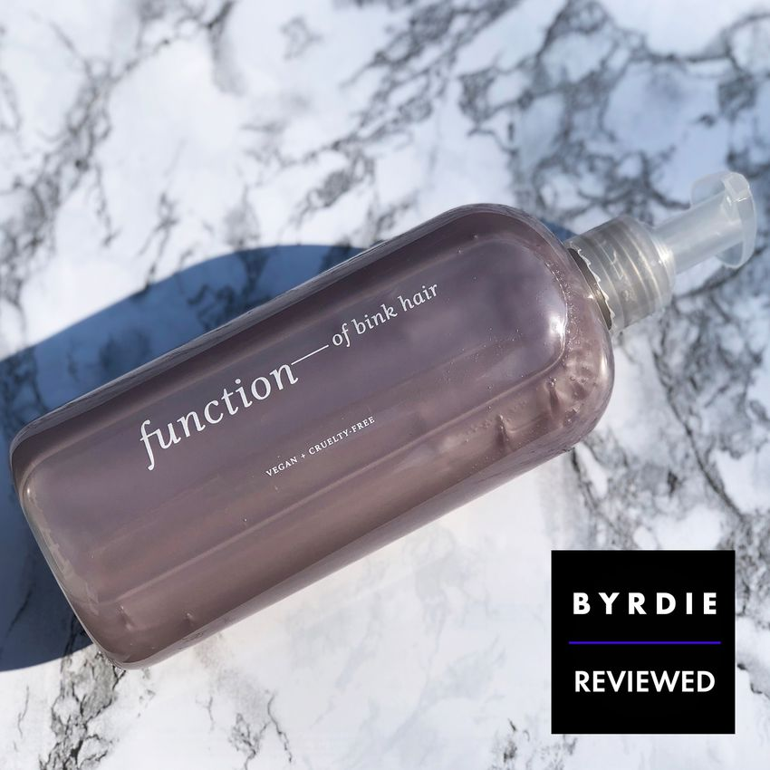 function of beauty shampoo/conditioner