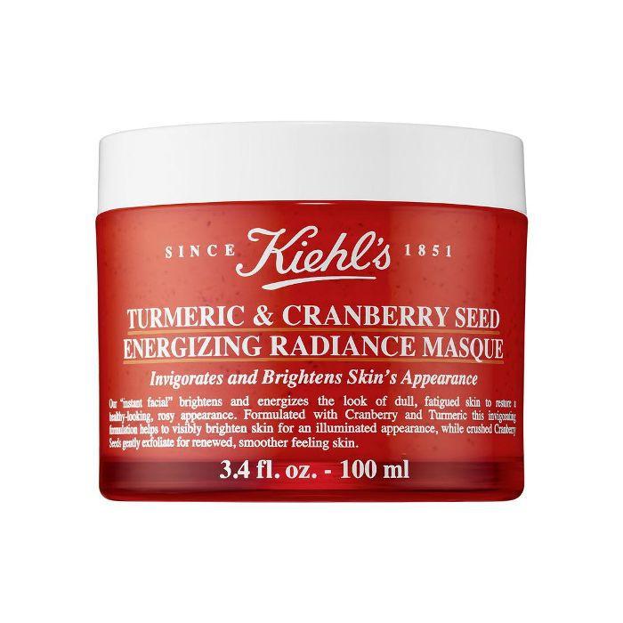 1851 Turmeric & Cranberry Seed Energizing Radiance Mask 3.4 oz/ 100 mL