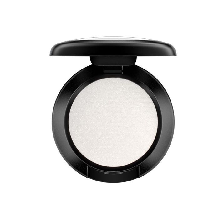MAC Shimmer Small Eyeshadow in White Frost