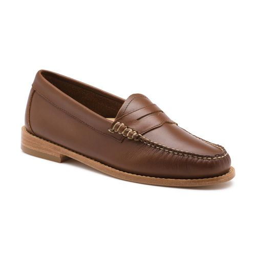 G.H. Bass & Co. Whitney Natural Sole Weejuns Loafers