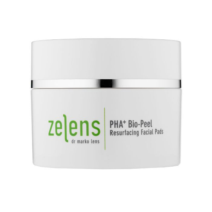 what is pha: Zelens PHA+ Bio-Peel Resurfacing Facial Pads