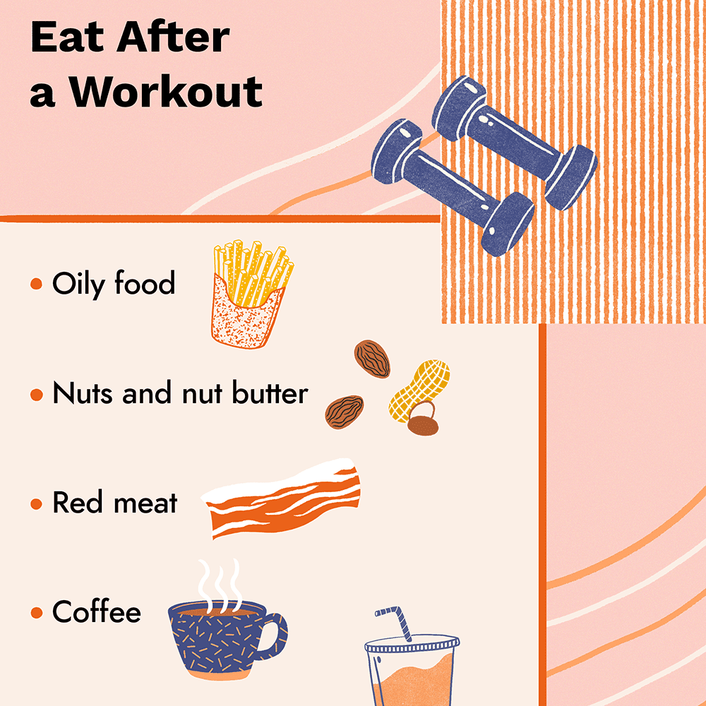What To Eat After A Workout And What Not To Eat