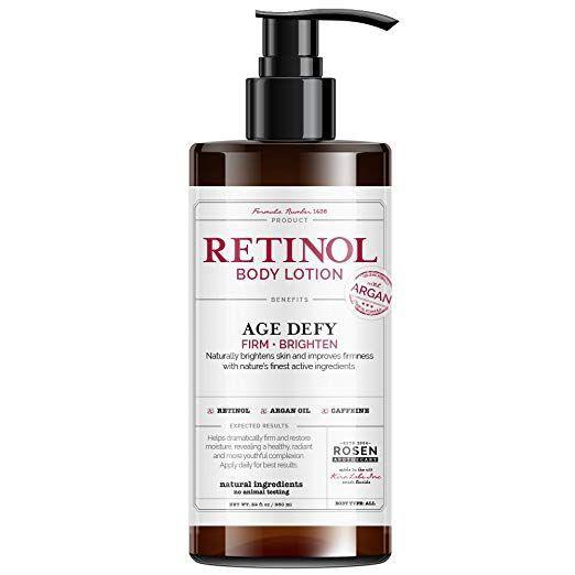 Rosen Apothecary Retinol Anti-Aging Body Lotion