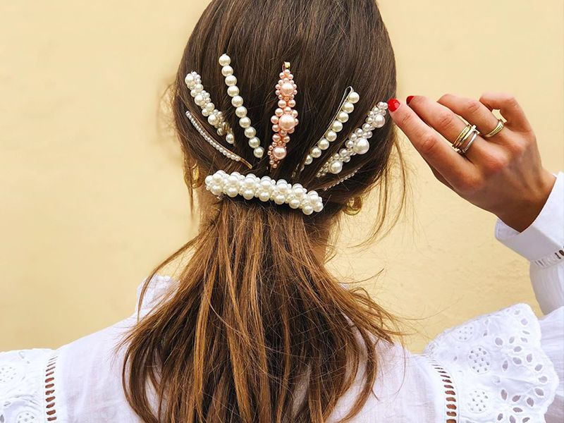 The 6 Hair Accessory Trends Fashion Girls Are Wearing This Summer