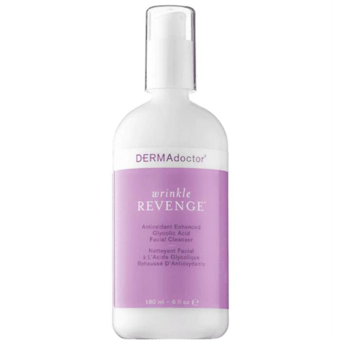 Wrinkle Revenge(R) Antioxidant Enhanced Glycolic Acid Facial Cleanser 6 oz/ 177 mL