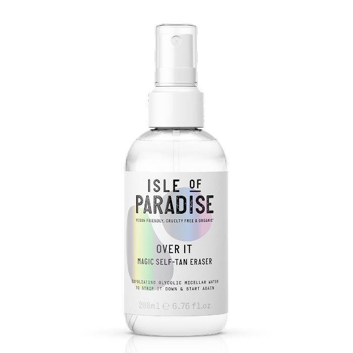 Isle of Paradise Over It Magic Self-Tan Eraser