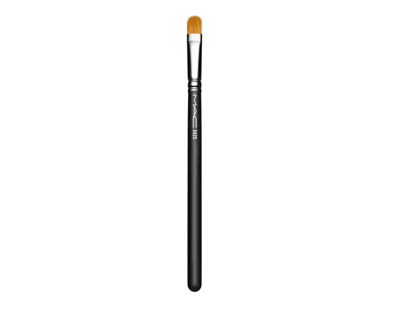 Best for Shimmer Eyeshadow: MAC 242 Synthetic Shader Brush