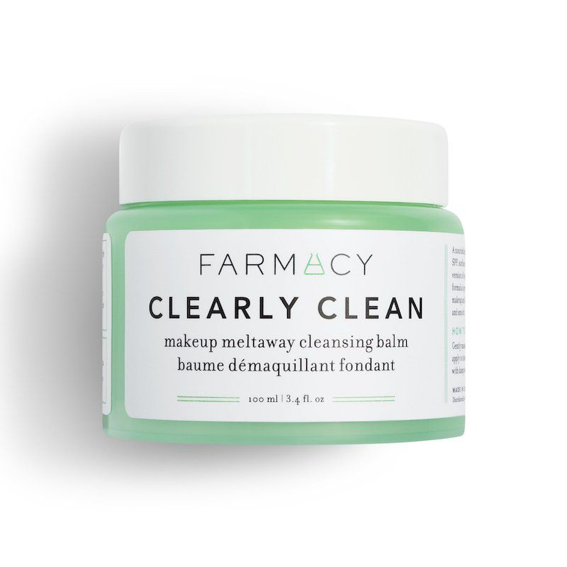 Farmacy Clearly Clean Makeup Removing Cleansing Balm