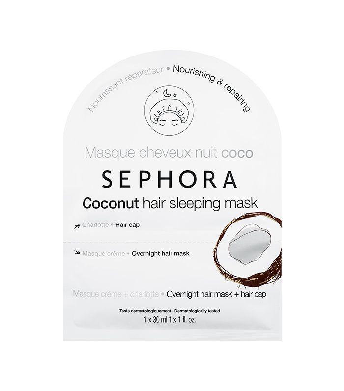 Hair Sleeping Mask Coconut 1.0 oz/ 30 mL