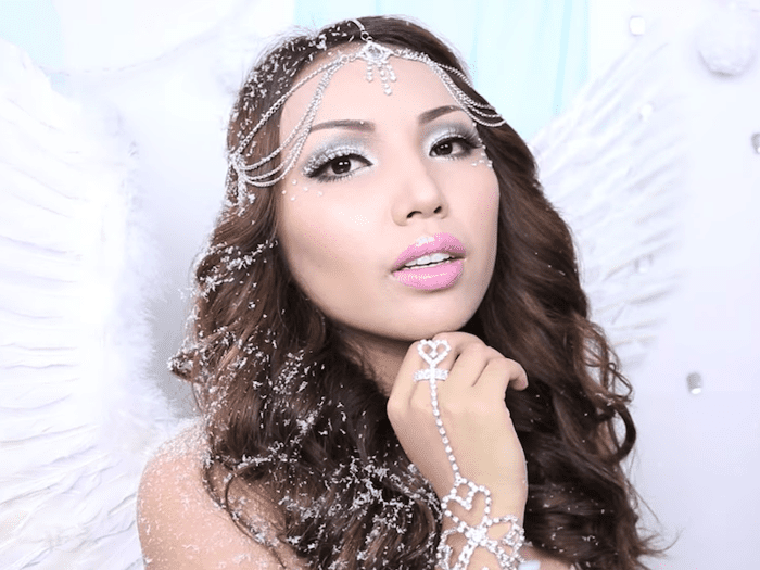 Halloween Makeup Devil And Angel.How To Create The Prettiest Angel Makeup This Halloween