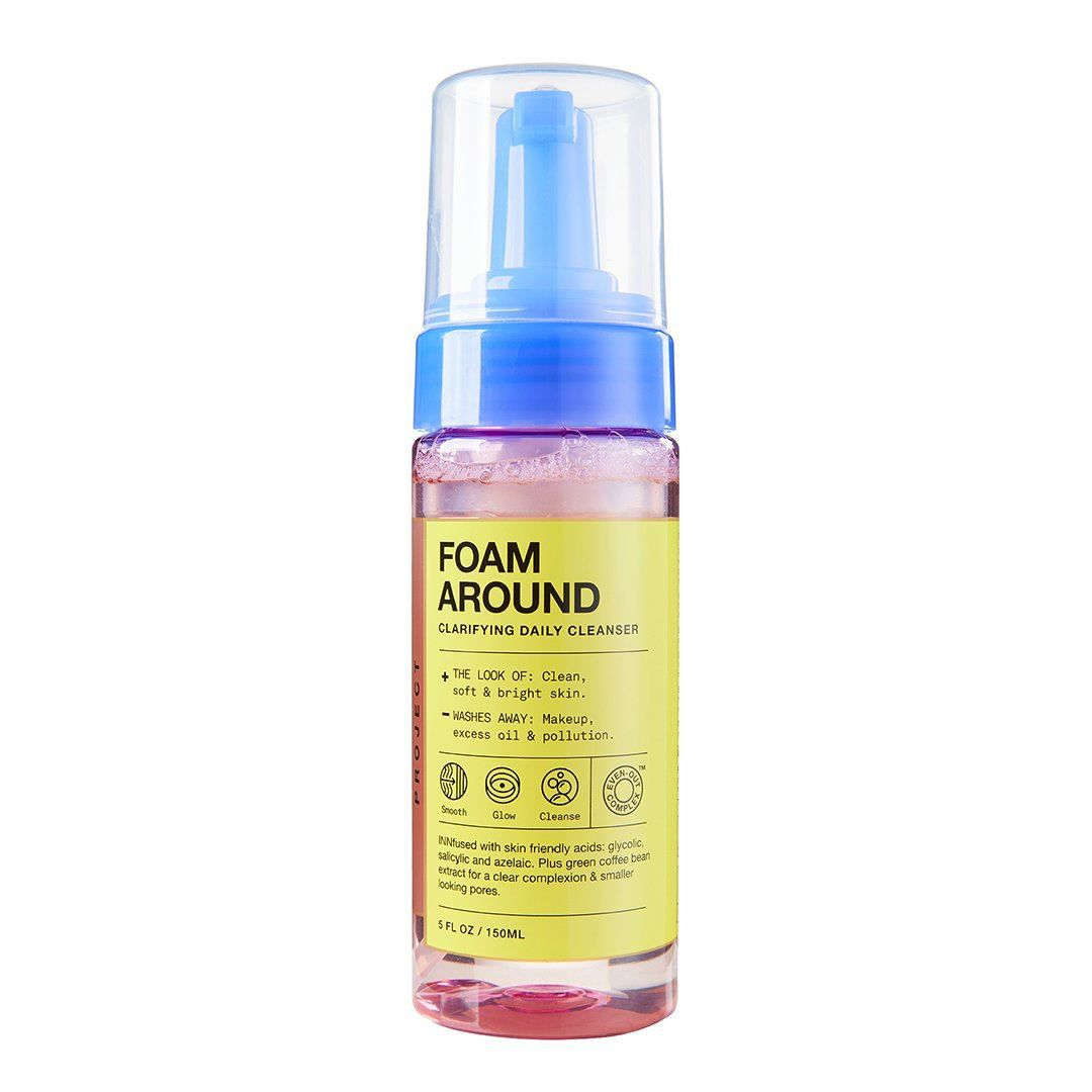 iNNBEAUTY PROJECT Foam Around Clarifying Daily Cleanser