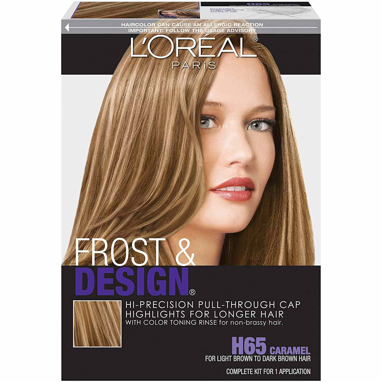 L'Oreal Paris Professional Techniques Frost and Design