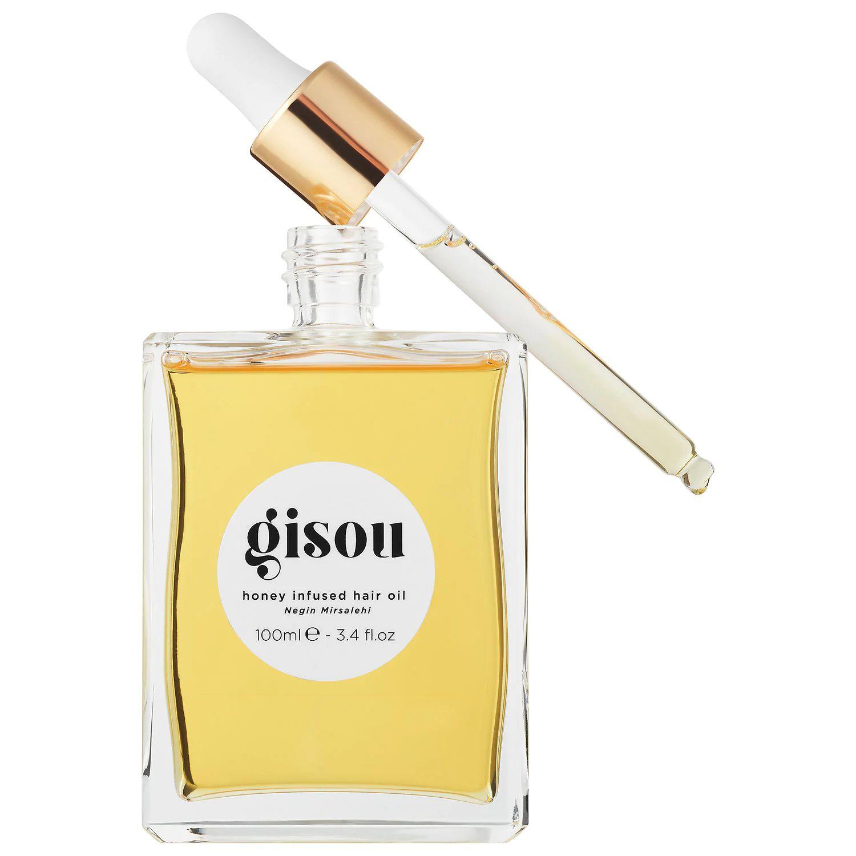 gisou honey hair oil