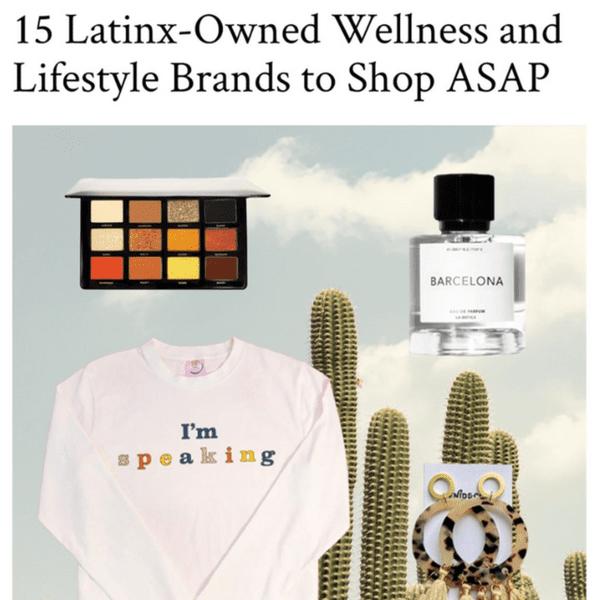 15 Latinx-Owned Wellness Brands