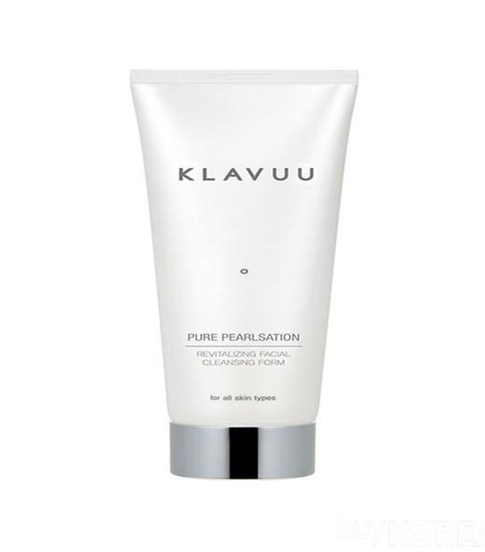 Pure Pearlsation Revitalizing Facial Cleansing Foam