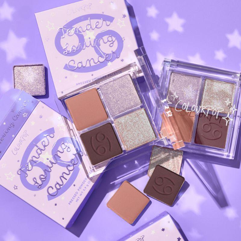 ColourPop Cosmetics Tender Loving Cancer Shadow Palette
