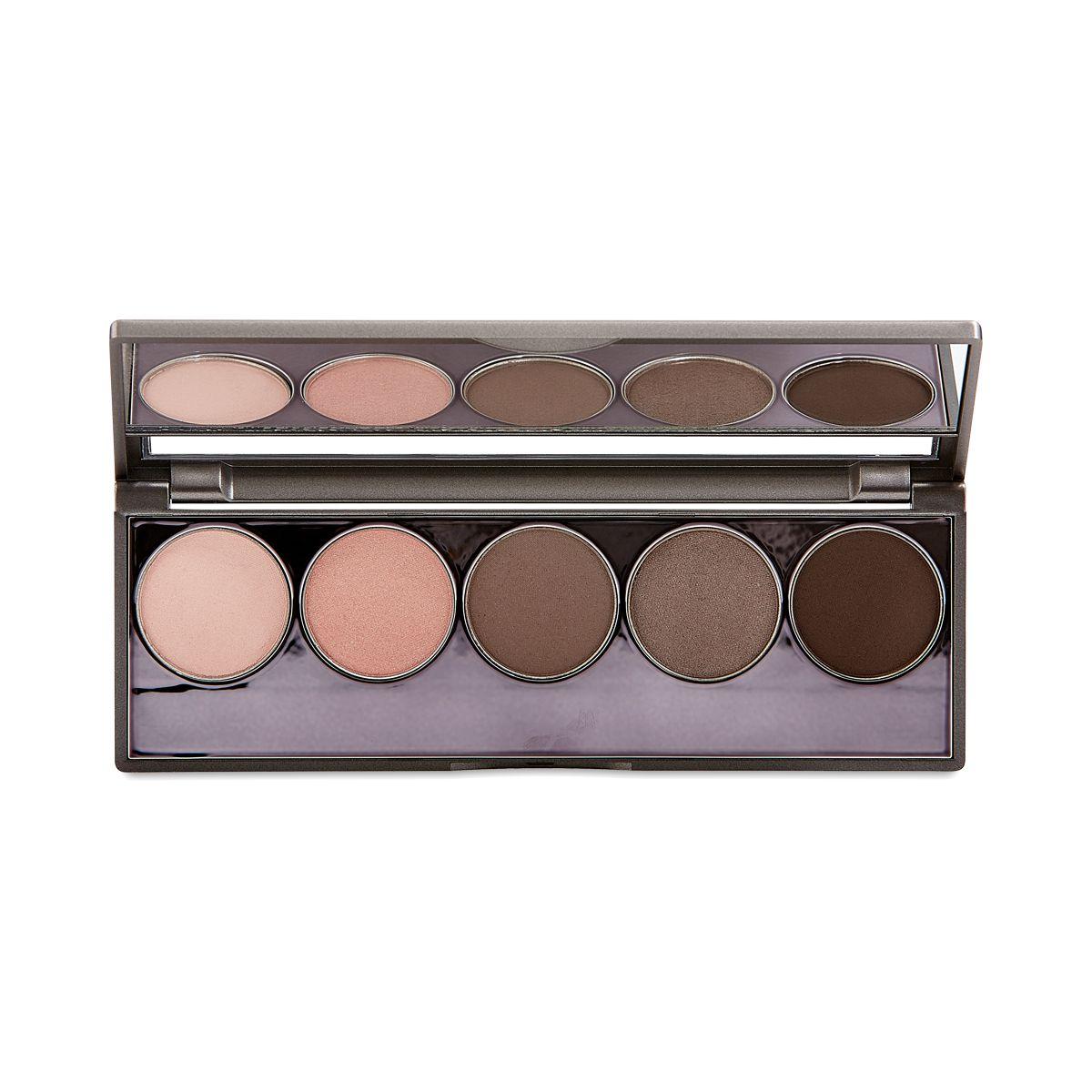W3ll People Nudist Eyeshadow Palette in 2 Violet-Based Hues