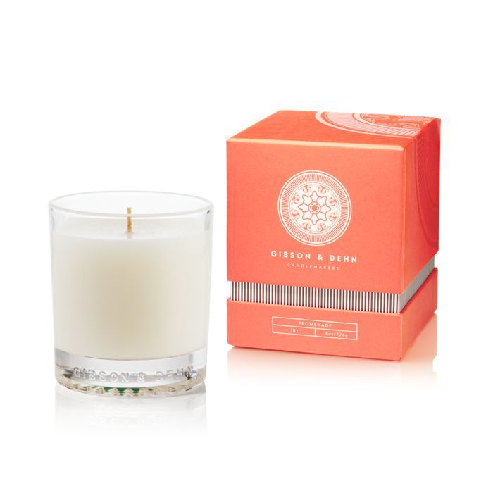 Gibson & Dehn Rhubarb & Quince Candle