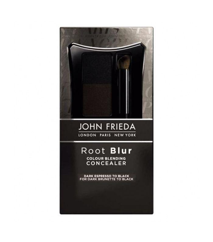 Root touch up: John Frieda Root Blur Colour Blending Concealer Espresso