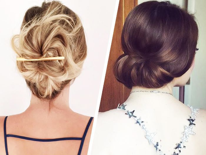 15 Updos for Thin Hair That You\'ll Love