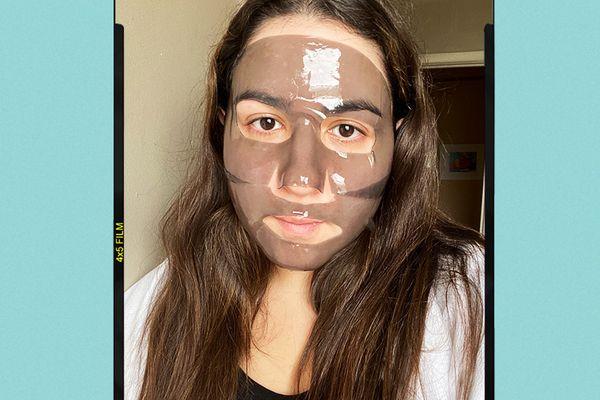 Zitsticka Press Refresh Mask