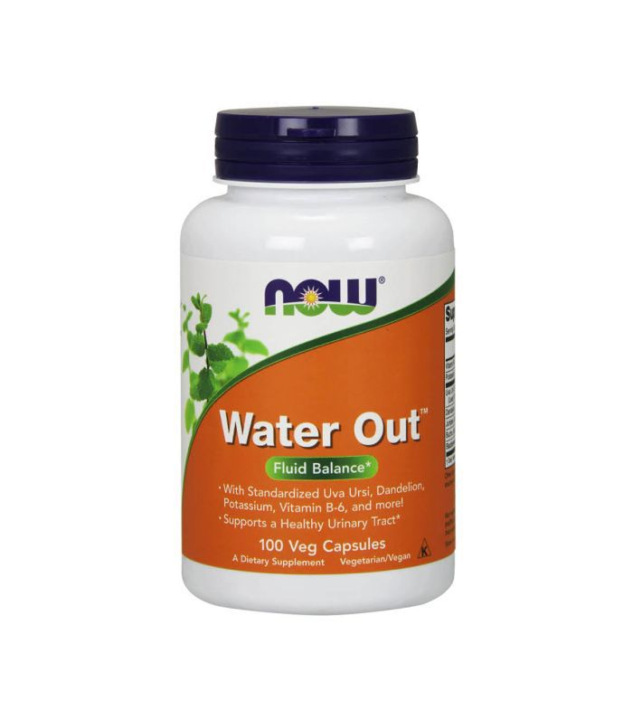 Now Water Out Capsules