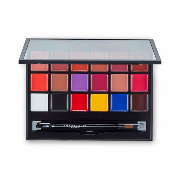 Lip Palette 18 x 0.03 oz/ 0.8 g
