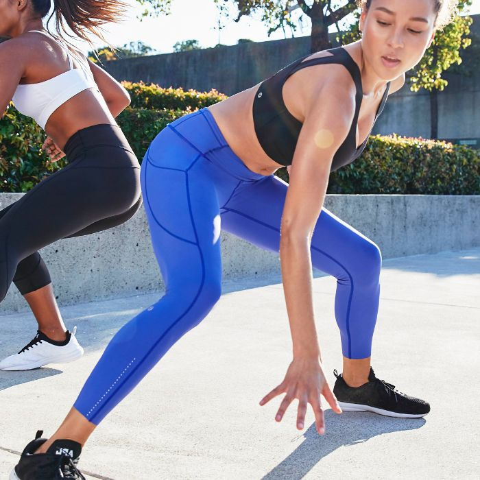 best gym clothes sale: women working out